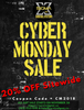 🚨Cyber Monday - 20% OFF Sitewide Sale🚨