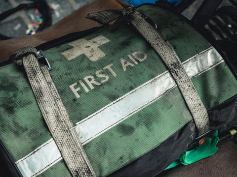 Tent Camping Essentials and First Aid