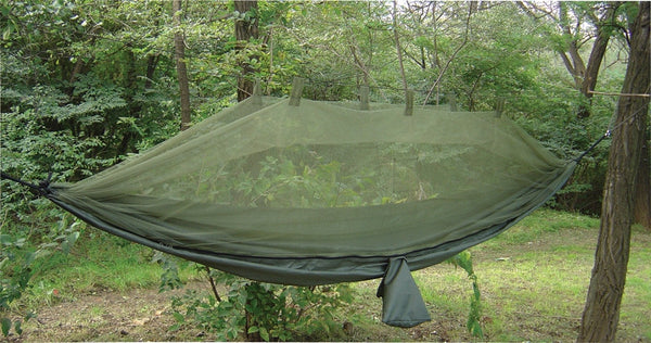 Snugpak Jungle Hammok with Mosquito Net