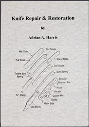 Knife Repair and Restoration