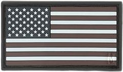 American Flag BDU Patch - Glow in the Dark
