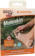 First Aid Moleskin Blister Dressing