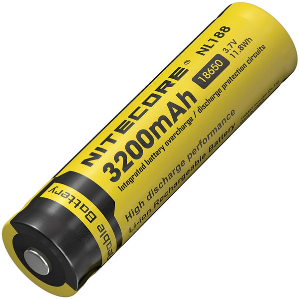 Nitecore 18650 Batteries