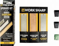 Worksharp Guided Sharpening System Upgrade