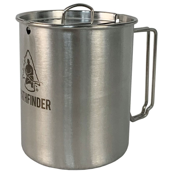 Pathfinder Stainless Cup and Lid Set 25oz