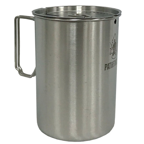 Pathfinder Stainless Cup and Lid Set 48oz