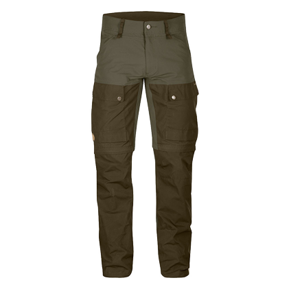 Fjallraven Keb Gaiter Trousers Long