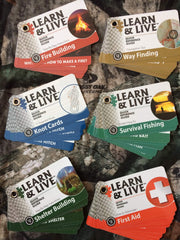 UST Learn & Live Cards Outdoor