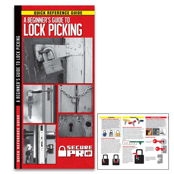 Beginner's Guide to Locking Picking