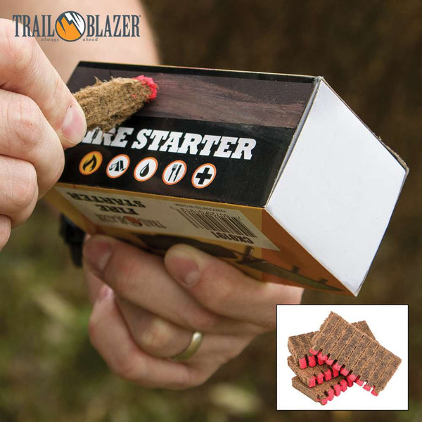 Fire Starter Large Match Heads - 40 Pack