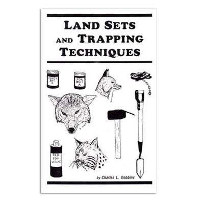Land Sets and Trapping Techniques - Charles Dobbins - Book