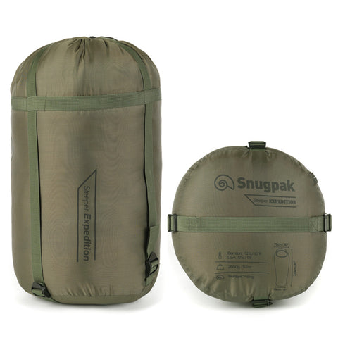 Snugpak Basecamp OPS Sleeper Expedition