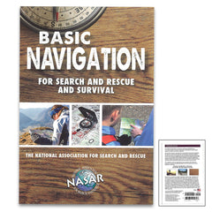 Basic Navigation For Search And Rescue Waterproof