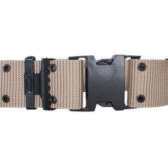 Nylon Pistol Belt - Quick Release Buckle