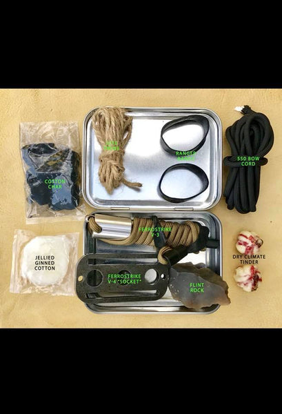 ZT - Bushcrafter Fire Kit