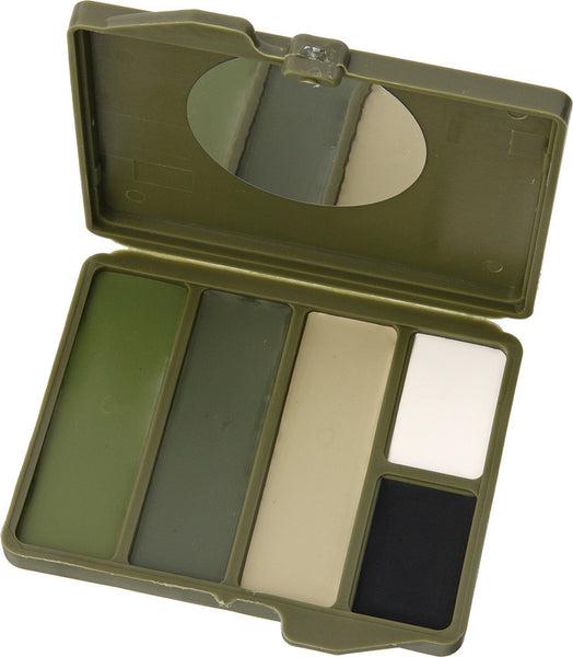 Woodland 5 Color Compact Face Paint