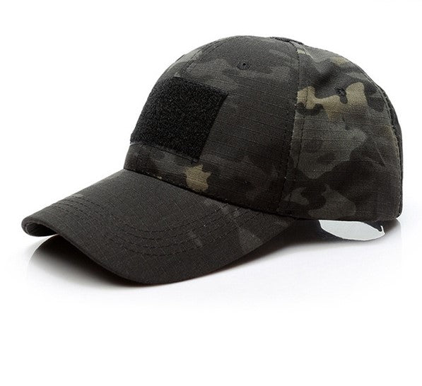 Baseball Cap - Midnight Camo