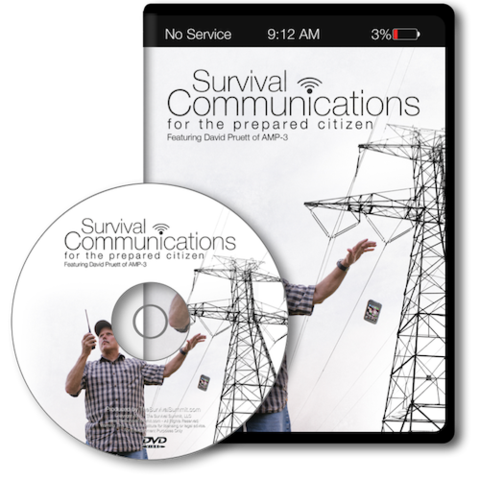 Survival Communications DVD