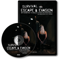 Escape and Evasion DVD