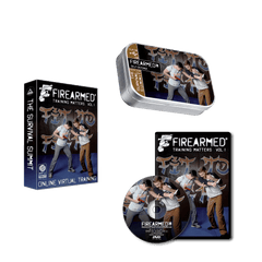 Firearmed DVD & USB
