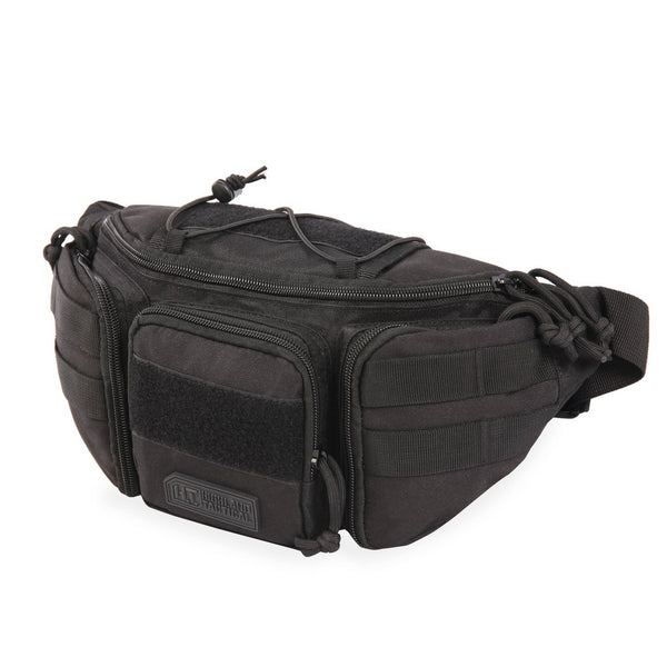 Sidewinder Tactical Waist Pack - Black