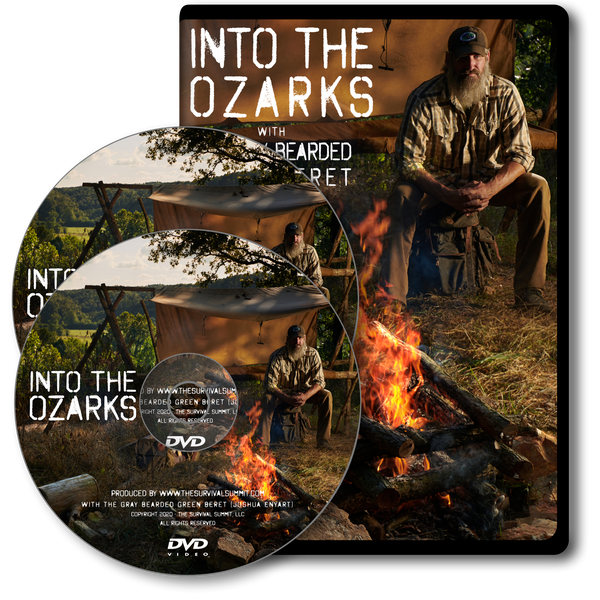 Into the Ozarks DVD & USB
