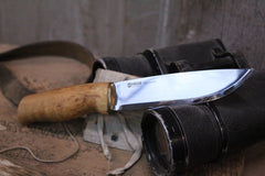Helle Jegermester Stainless Steel Knife