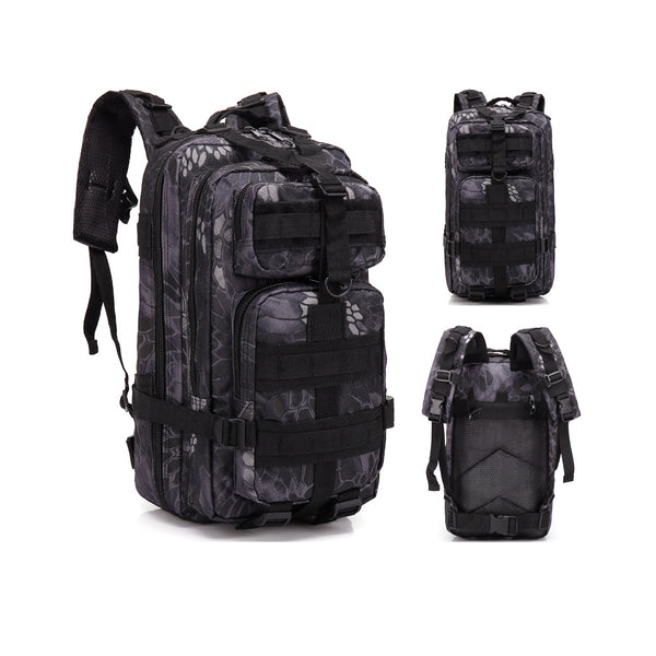 Survival Gear BSO Assault Pack 30L