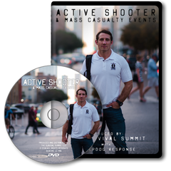 Active Shooter & Mass Casualty DVD