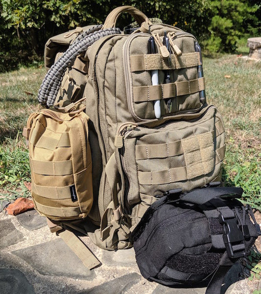 5.11 Rush 24 Backpack - OD Green