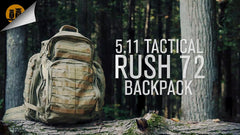 5.11 Rush 72 Backpack - Black