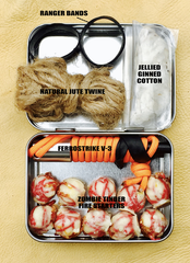 ZT - Search & Rescue Kit - S.A.R. Tin