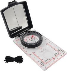 Ndur Sighting Compass with Mirror