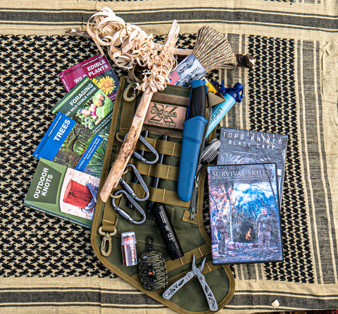 "Tactical Stocking ""The Bushcrafter"""