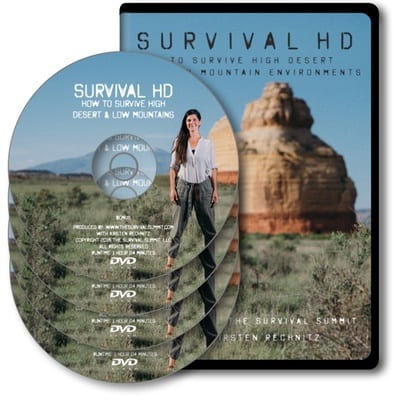 Survival HD DVD & USB
