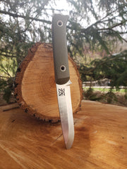"The Sigma 3 Survivor ""Ultimate Bushcraft Blade"""