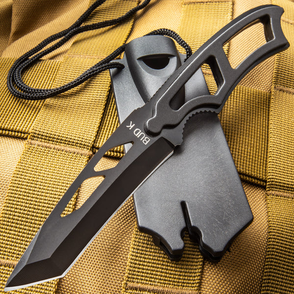 Tactical Warrior Tanto Neck Knife