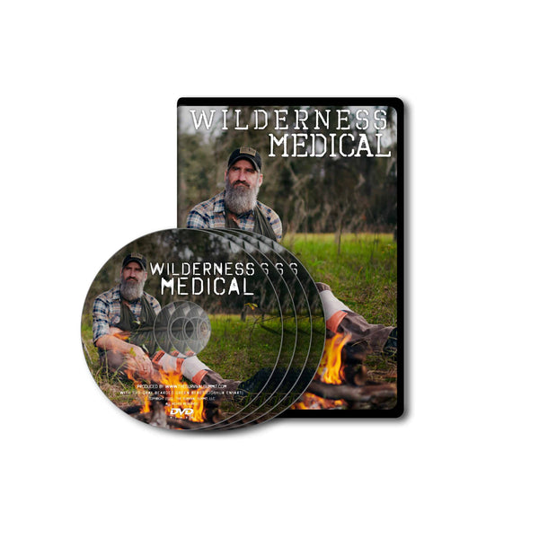Wilderness Medical DVD & USB