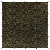 Image of Aqua Quest Defender Square Camo Tarp 10x10 KIT