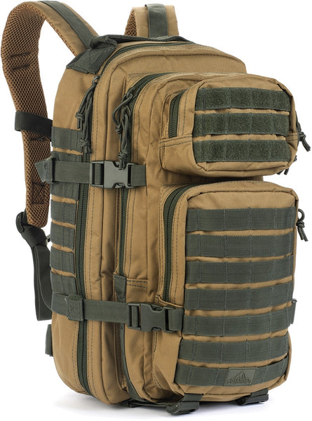 Red Rock Large Assault Pack - Rebel