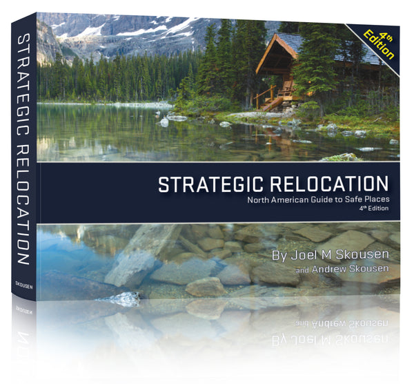 Strategic Relocation book 4th edition.