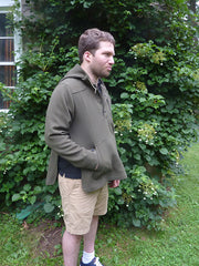 WeatherWool Anorak