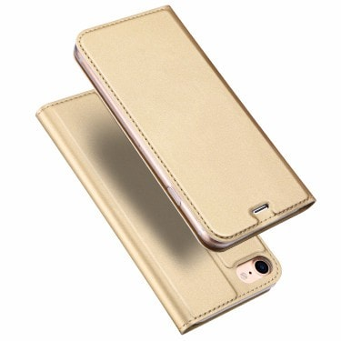 Skin Pro Leather Wallet iPhone Case, CA038 - We Love Apple