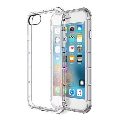 Anti-knock Airbag Transparent Premium Shockproof Drop Protection iPhone Case, CA001 - We Love Apple