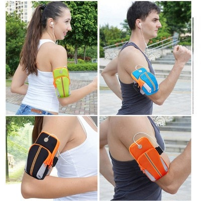 The 3rd generation reflective waterproof outdoor sports armband, CA015 - We Love Apple