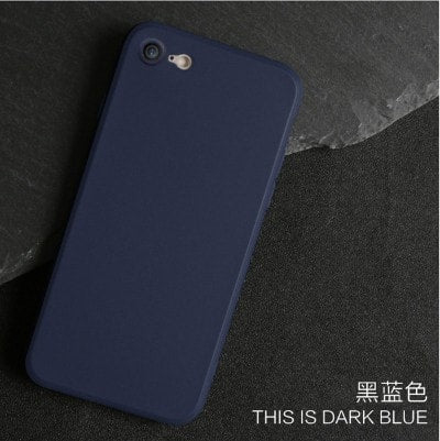 Soft Silicone iPhone Case, 6 colors to choose. CA039 - We Love Apple
