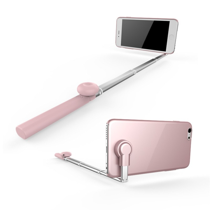 MARES 3-IN-1 SELFIE STICK STAND HOLDER IPHONE CASE, CA030 - We Love Apple