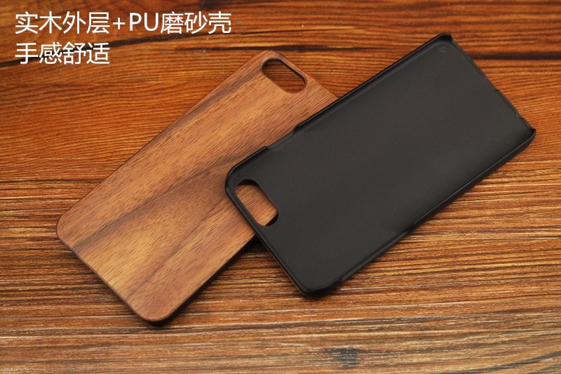 Original Ecology Wood/Bamboo Hard Case for iPhone, CA020 - We Love Apple