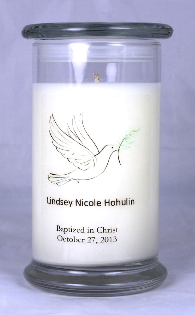 Customizable Baptism Candle (1)