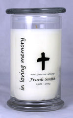 In Memory Candle Template 5